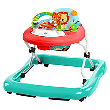 Buy Bright Starts Roaming Safari Walk-A-Bout Baby Walker Online at johnlewis.com