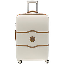 Buy Delsey Chatelet 4-Wheel 67cm Medium Suitcase Online at johnlewis.com
