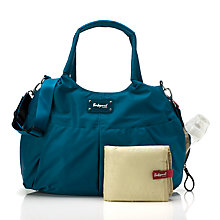 Buy Babymel Zahra Changing Bag, Teal Online at johnlewis.com