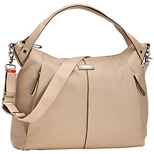 Buy Storksak Catherine Changing Bag, Almond Online at johnlewis.com