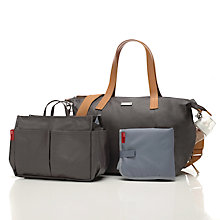 Buy Storksak Noa Changing Bag Online at johnlewis.com