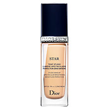 Buy Dior Star Fluid Foundation, SPF 30 Online at johnlewis.com