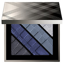 Buy Burberry Beauty Complete Eye Palette, Slate Blue Online at johnlewis.com