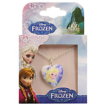 Buy Disney Frozen Elsa Locket Online at johnlewis.com