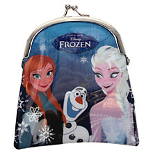 Buy Disney Frozen Clasp Purse Online at johnlewis.com