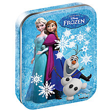 Buy Disney Frozen Topps Activity Trading Cards Game Tin Online at johnlewis.com