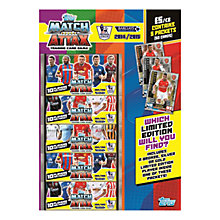 Buy Match Attax Trading Cards Multipack, 2014/15 Barclays Premier League Online at johnlewis.com