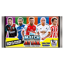 Buy Match Attax Trading Cards Game, 2014/15 Barclays Premier League Online at johnlewis.com