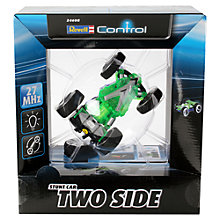 Buy Revell Remote Control Two Side Stunt Car Online at johnlewis.com