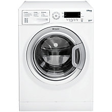 Buy Hotpoint SWMD10637XR Washing Machine, 9kg Load, A+++ Energy Rating, 1400rpm Spin, White Online at johnlewis.com