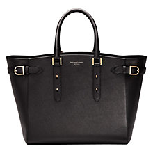 Buy Aspinal of London Marylebone Leather Tote Bag Online at johnlewis.com