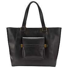 Buy John Lewis Berenice Tote Bag, Black Online at johnlewis.com