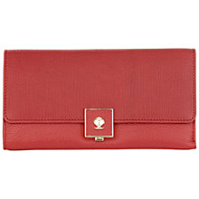 Buy Modula Parker Fold Over Large Matinee Leather Purse Online at johnlewis.com