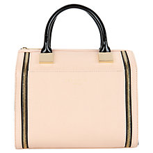 Buy Ted Baker Tammi Crosshatch Bowler Bag Online at johnlewis.com