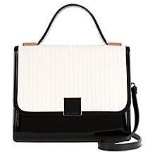 Buy Ted Baker Savanah Top Handle Across Body Bag Online at johnlewis.com