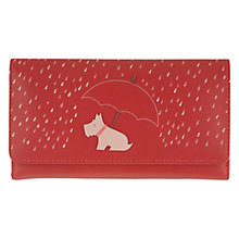 Buy Radley Right As Rain Large Trifold Leather Purse Online at johnlewis.com