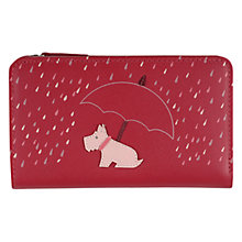 Buy Radley Right As Rain Medium Leather Purse Online at johnlewis.com
