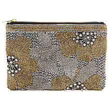 Buy COLLECTION by John Lewis Nicola Embellished Pouch, Multi Online at johnlewis.com