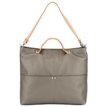 Buy Kin by John Lewis Cali Large Shoulder Bag, Pewter Online at johnlewis.com