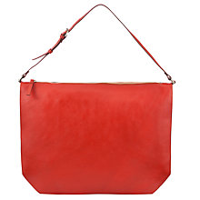 Buy COLLECTION by John Lewis Ashlynn Leather Large Shoulder Bag Online at johnlewis.com