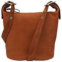 Buy John Lewis Epley Leather Hobo Bag Online at johnlewis.com