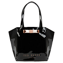 Buy Ted Baker Azra Large Icon Shopper Bag Online at johnlewis.com
