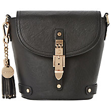 Buy Dune Dakota Small Bucket Bag, Black Online at johnlewis.com