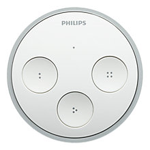 Buy Philips Hue Tap, Wireless Switch for Hue Lighting Online at johnlewis.com