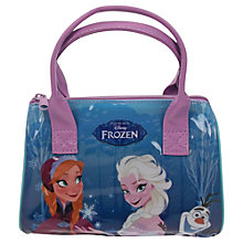 Buy Disney Frozen Anna & Elsa Holdall Bag Online at johnlewis.com