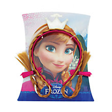 Buy Disney Frozen Anna Hairband, Ring & Locket Online at johnlewis.com