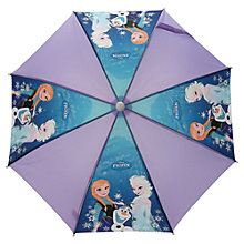 Buy Disney Frozen Anna & Elsa Umbrella Online at johnlewis.com