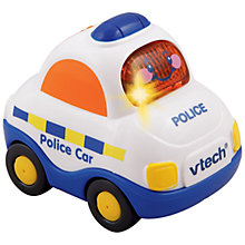 Buy VTech Baby Toot-Toot Drivers Police Car Online at johnlewis.com