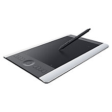 Buy Wacom Intuos Pro Medium Special Edition Graphic Tablet and Grip Pen Online at johnlewis.com