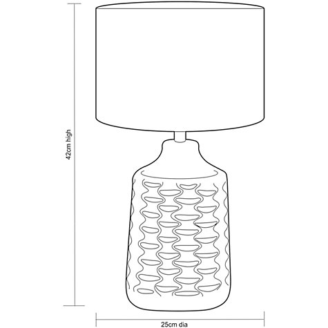 Buy John Lewis Annie Table Lamp