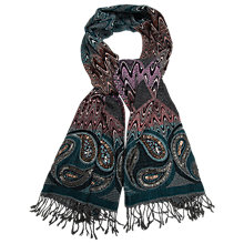 Buy Gérard Darel Scarf, Blue Online at johnlewis.com