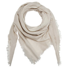 Buy Gérard Darel Scarf, Ecru Online at johnlewis.com