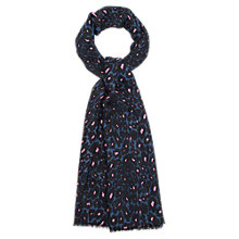Buy Gerard Darel Aurelia Scarf, Blue Online at johnlewis.com