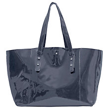 Buy Gérard Darel Hubson Tote Bag, Grey Online at johnlewis.com