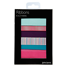 Buy John Lewis Ribbon Flat Pack, Multi Online at johnlewis.com
