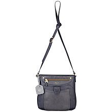 Buy Nica Natalie Across Body Bag, Blue Online at johnlewis.com