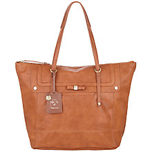 Buy Nica Lori Tote Bag, Tan Online at johnlewis.com