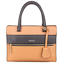 Buy Modalu Erin Mini Leather Tote Bag Online at johnlewis.com