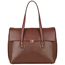 Buy Modalu Parker Leather Shoulder Bag Online at johnlewis.com