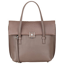 Buy Modula Parker Leather Grab Bag Online at johnlewis.com
