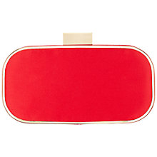 Buy Modula Grace Satin Box Clutch Bag Online at johnlewis.com