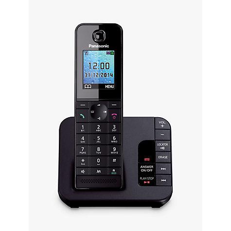 panasonic telephone and answering machine
