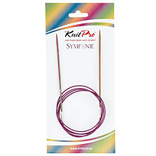 Buy Knit Pro 120cm Symfonie Fixed Circular Knitting Needles, 2.25mm Online at johnlewis.com