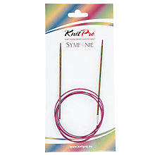 Buy Knit Pro 120cm Symfonie Fixed Circular Knitting Needles, 2.5mm Online at johnlewis.com