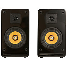 Buy Fatman Classic One Bookshelf Speakers Online at johnlewis.com