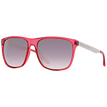 Buy Marc by Marc Jacobs MMJ424/S Square Sunglasses Online at johnlewis.com